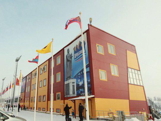 «Демино» готовится стать биатлонным центром России
