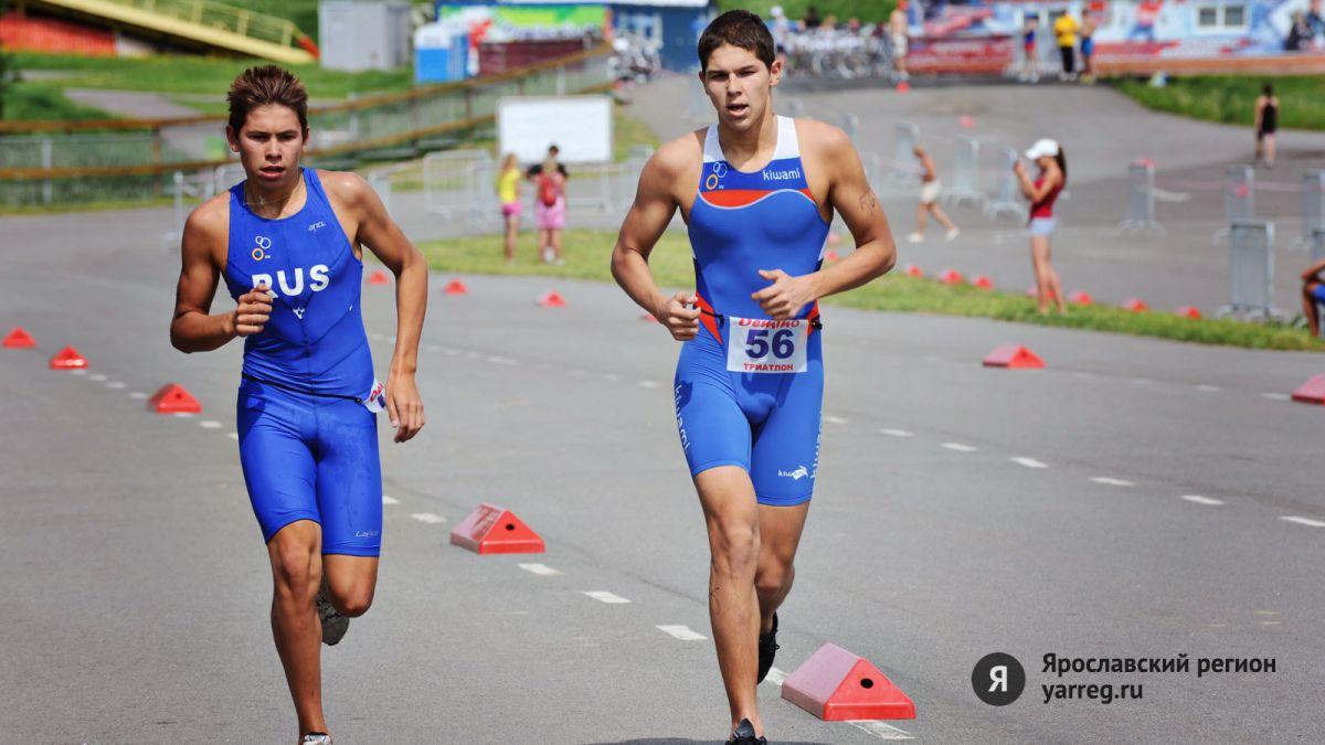 Соревнования по триатлону кросс-кантри пройдут в Ярославле