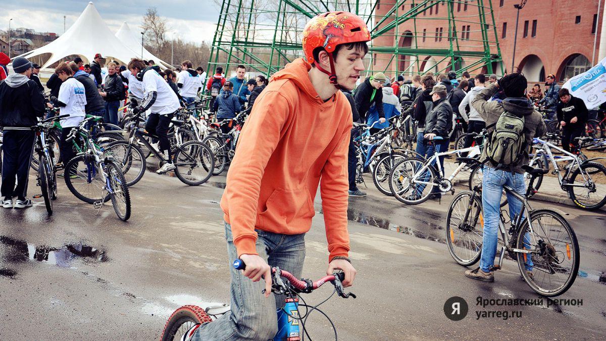 В области пройдет велофестиваль «Угличская верста»
