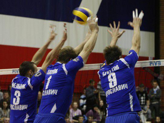 Во втором матче шестого тура «Ярославич» уступил «Дагестану»