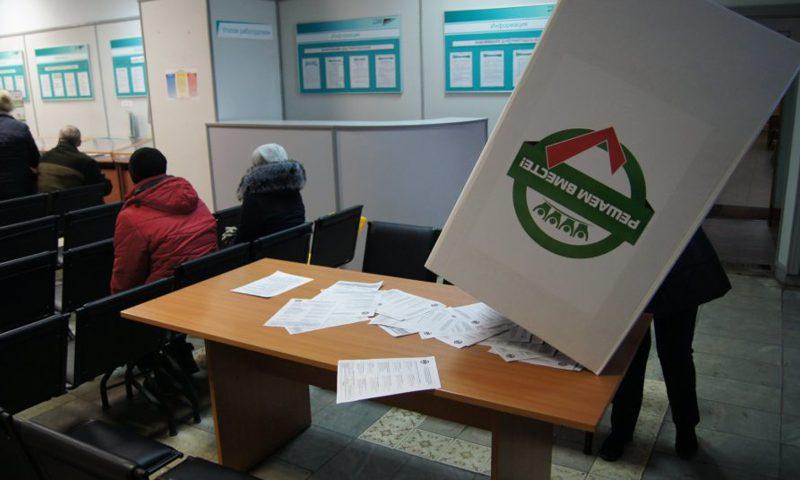 Минфин России положительно оценил губернаторский проект инициативного бюджетирования «Решаем вместе!»
