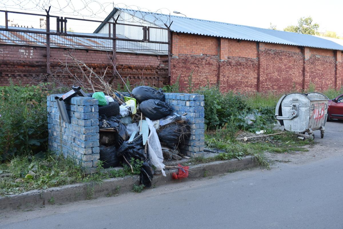 В Рыбинске за сбор мусора раздадут призы