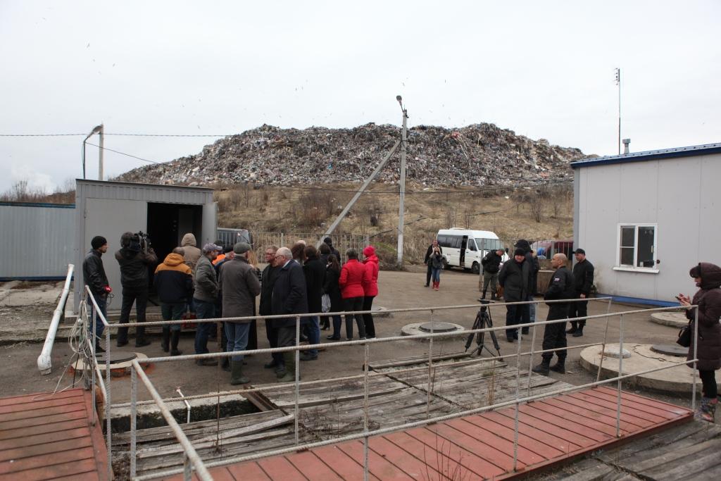 Зона ответственности. Для чего у мусорного полигона под Ярославлем организовали пост мониторинга