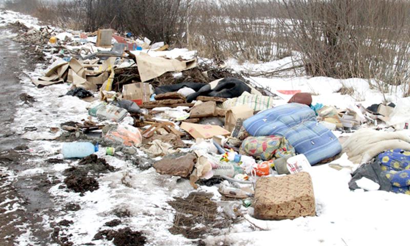 Привлечены к административной ответственности виновные в организации незаконной свалки в Ярославле