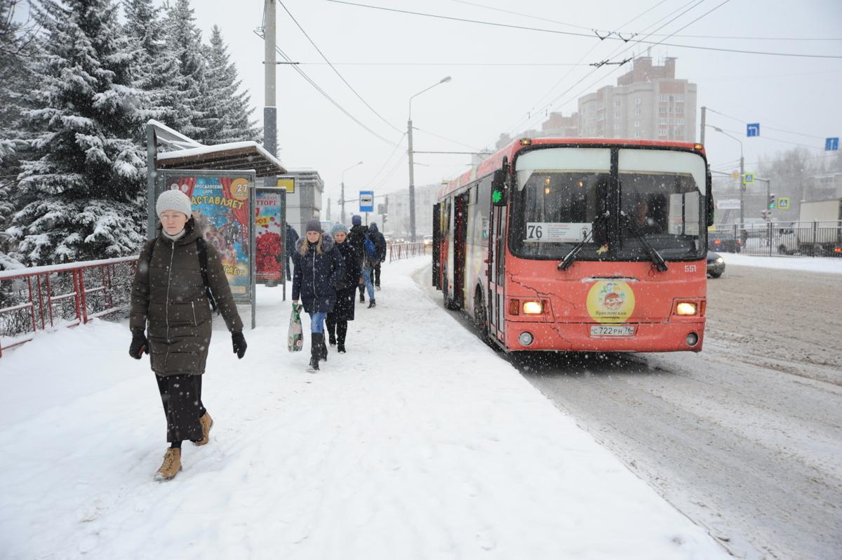 В Ярославле приняли отставку директора ПАТП-1