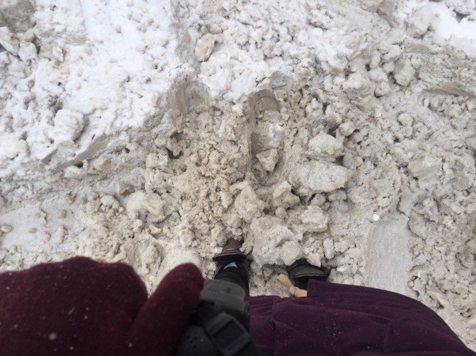 Упавшая на скользком тротуаре ярославна отсудила у мэрии 150 тысяч рублей