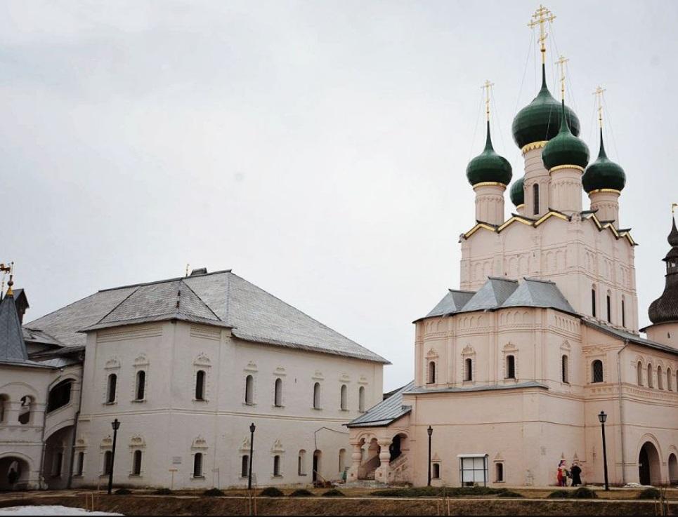 Ростовский кремль – претендент на включение в Список ЮНЕСКО