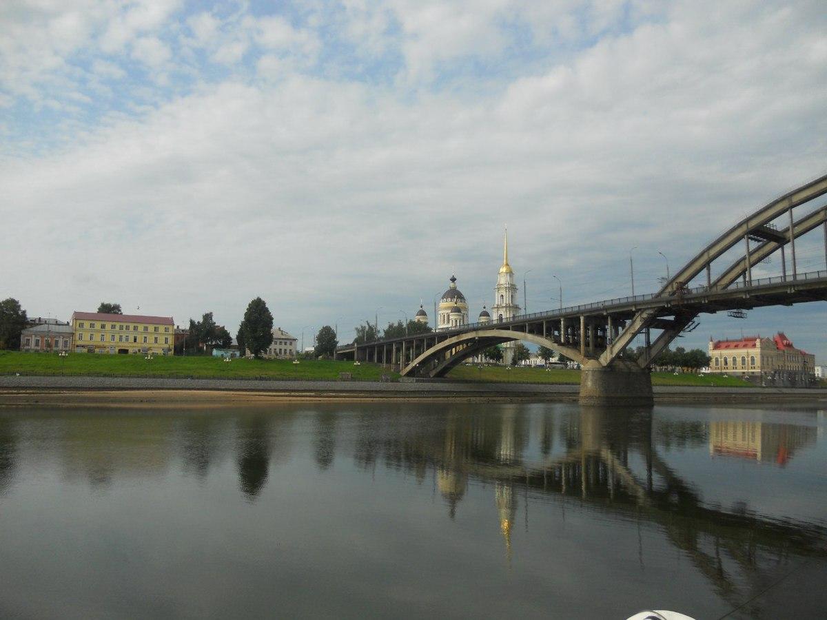 «Пешком» по Рыбинску: эфир с прогулкой по городу вышел на канале «Культура»