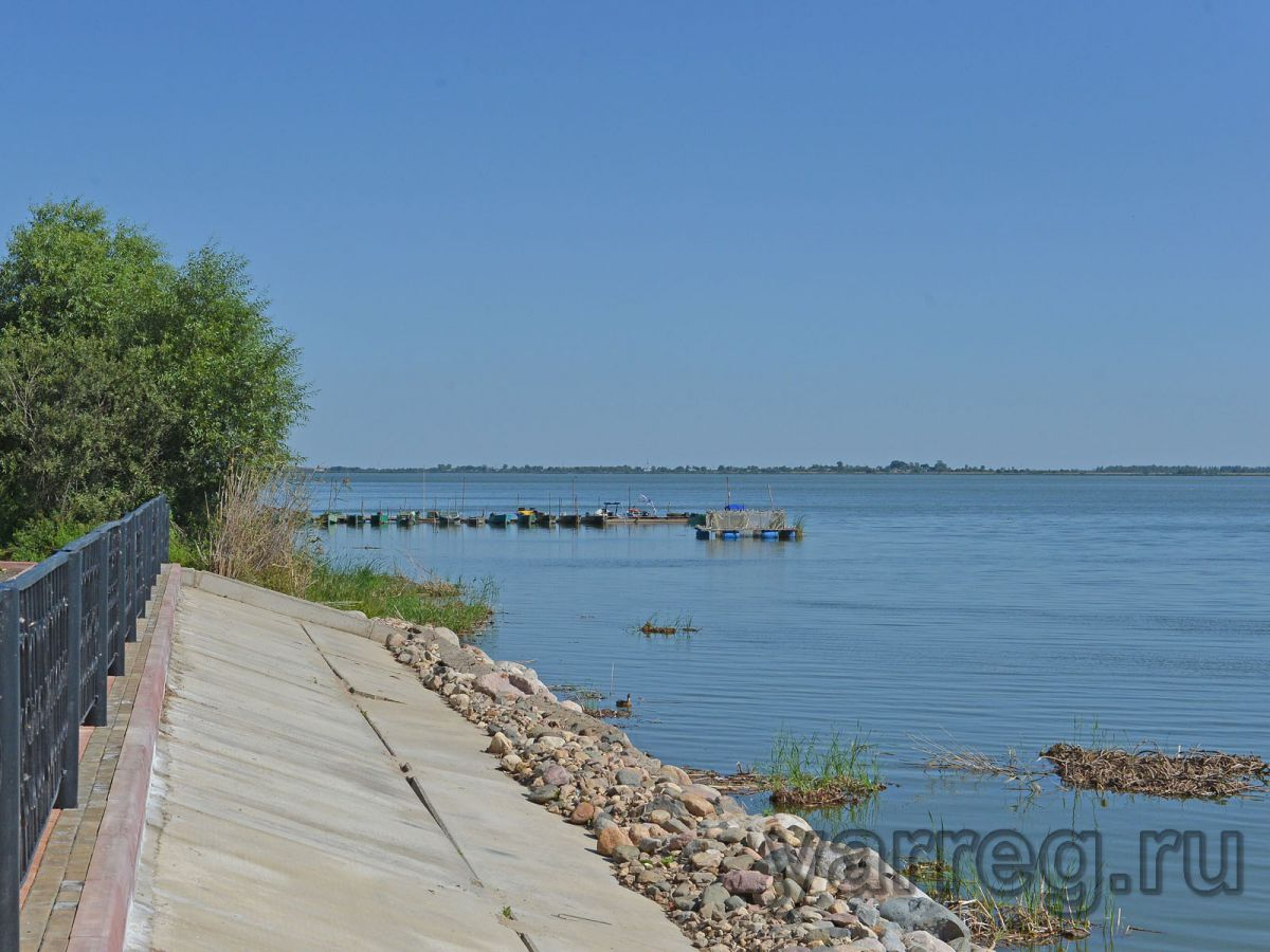 Стартуют работы по восстановлению и очистке озера Неро в Ростове