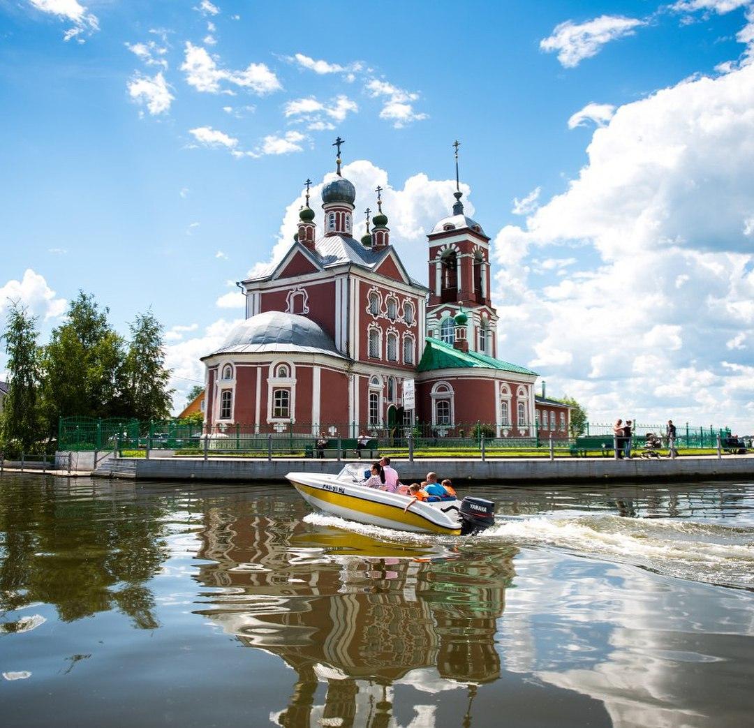 Переславль-Залесский вошел в топ-10 бюджетных направлений для отдыха в бархатный сезон