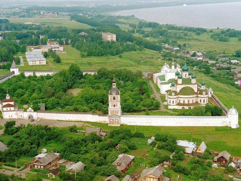 Города Ярославской области вошли в пятерку самых популярных для летнего отдыха