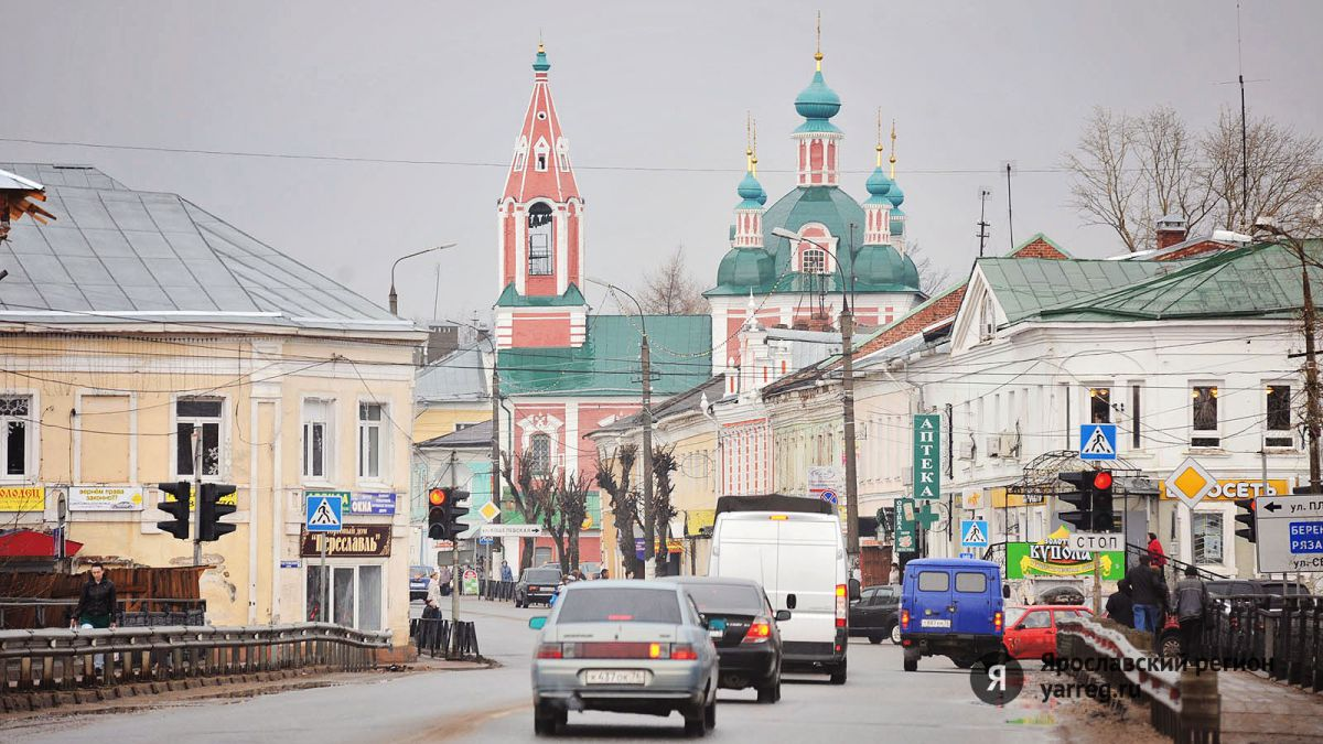 В Переславле рядом с Синим камнем появятся торговые ряды