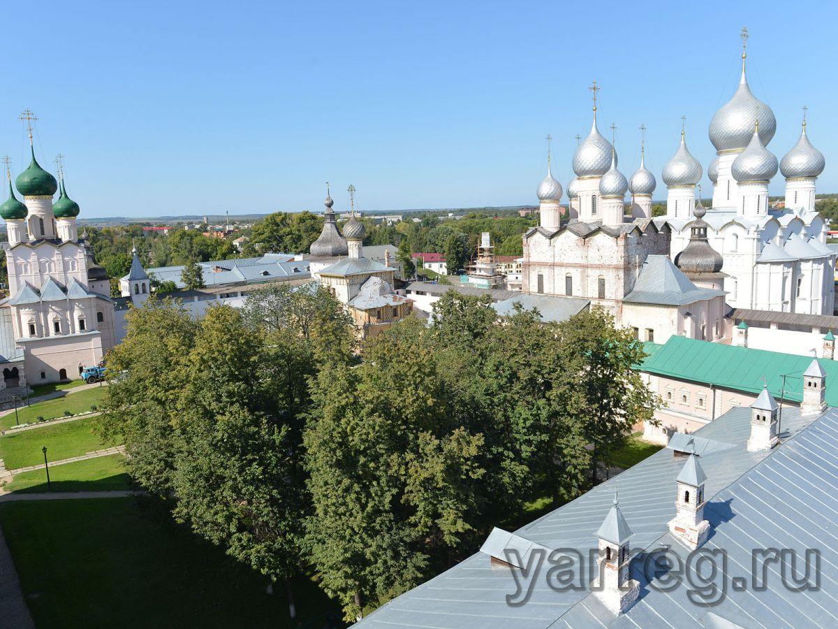 Праздник в Ростове откроет Московский камерный хор
