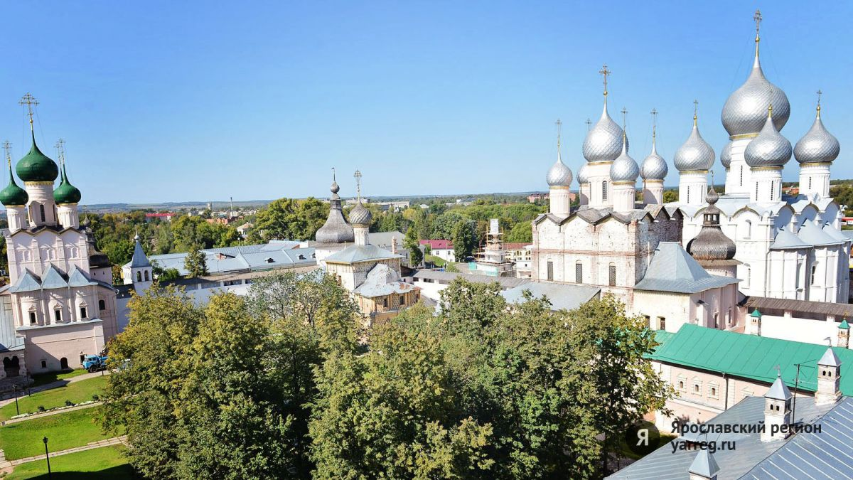 Ярославская область готовится к 80-летию