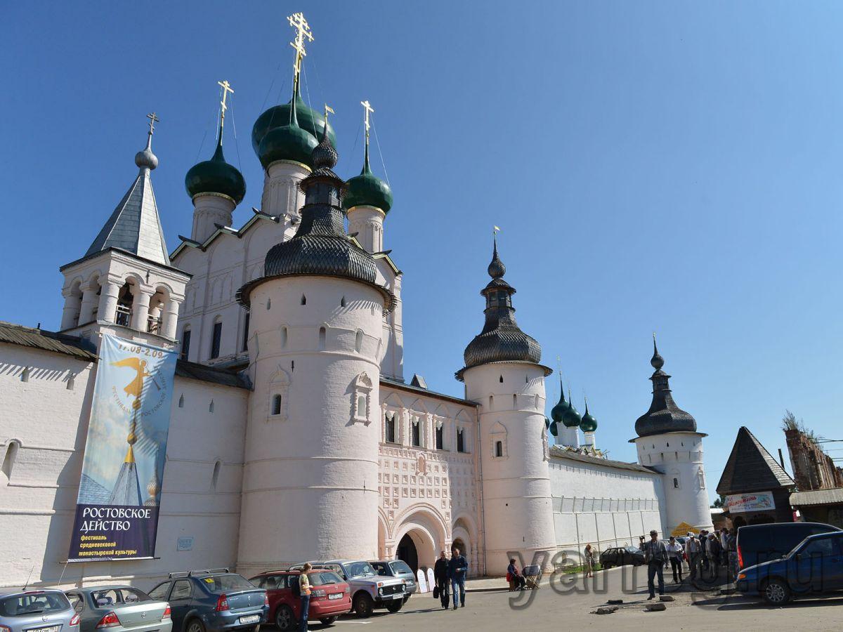 Ростовский кремль прошел во второй тур фестиваля «Интермузей-2016»