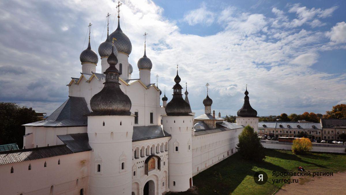 Ростовский кремль набрал более полумиллиона голосов в конкурсе «Россия 10»