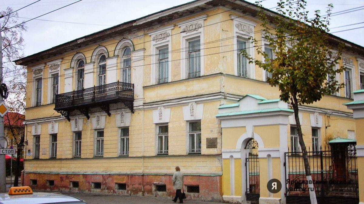 Реставрацией усадьбы Наумова в Рыбинске предложили заняться создателю «Вятского»