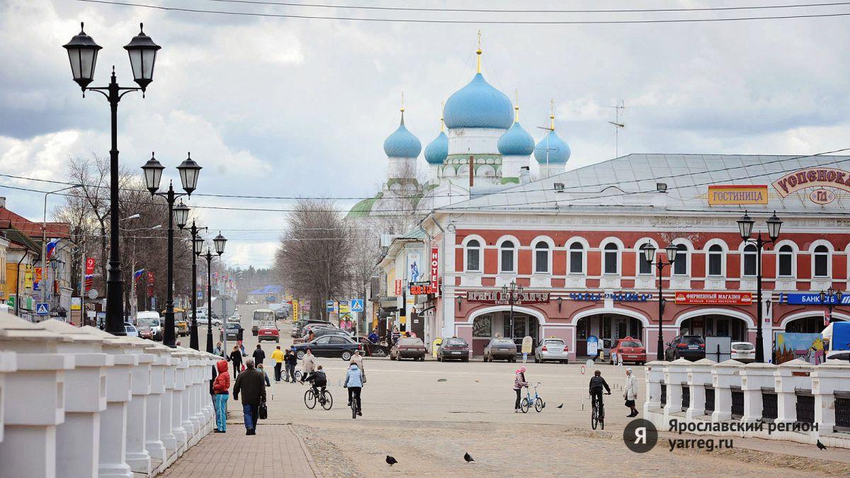 Угличан пригласят оценить проект парка Победы