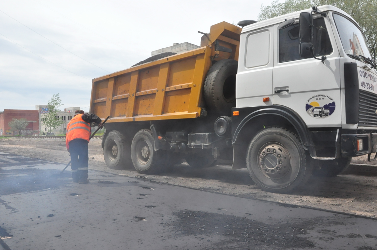 Названы улицы, которые отремонтируют в Дзержинском районе Ярославля