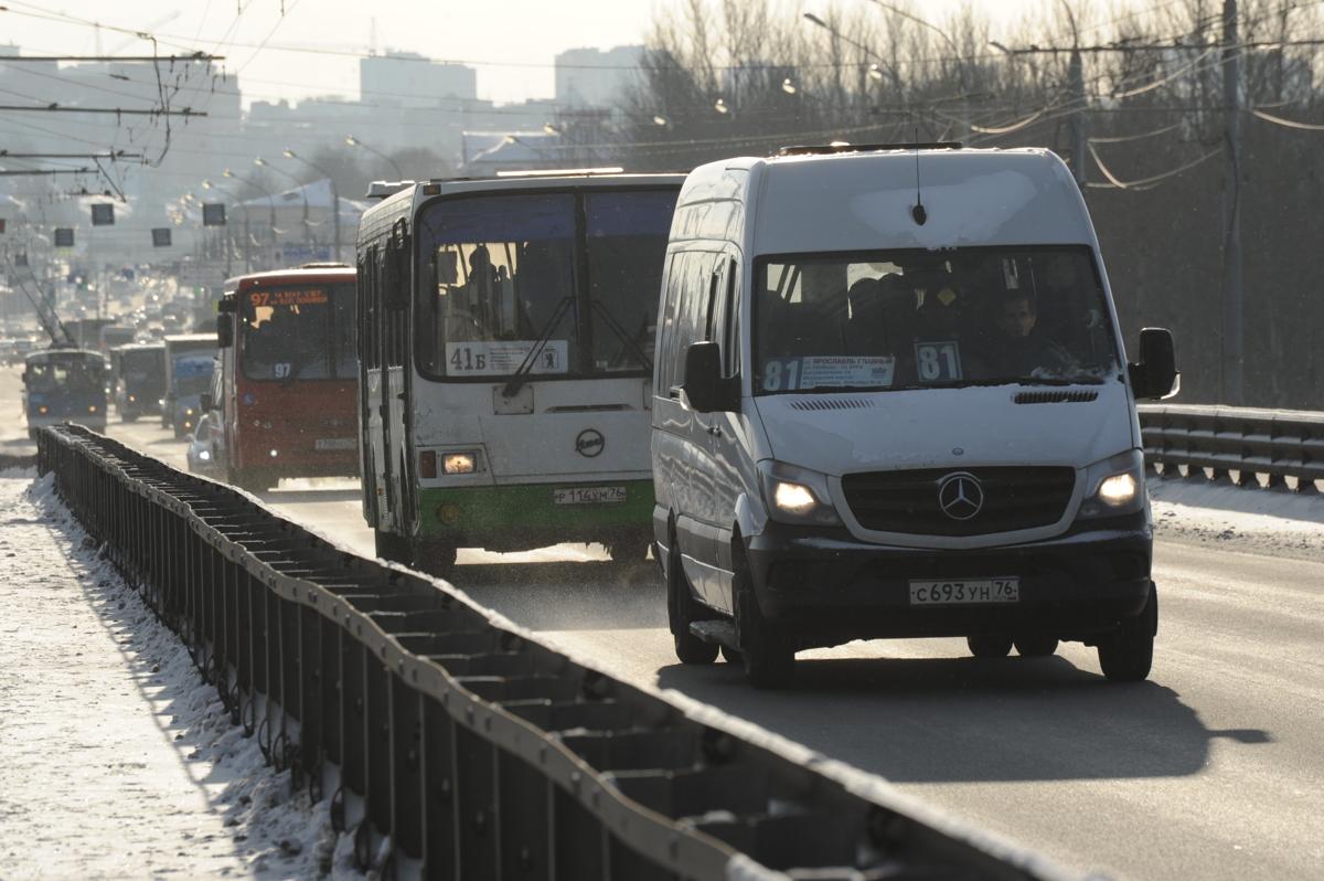 Модель пассажирских перевозок в Ярославской области будет усовершенствована