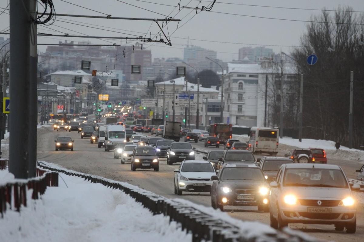 Глава ГИБДД: у водителей ярославских автобусов наблюдаю низкую транспортную дисциплину