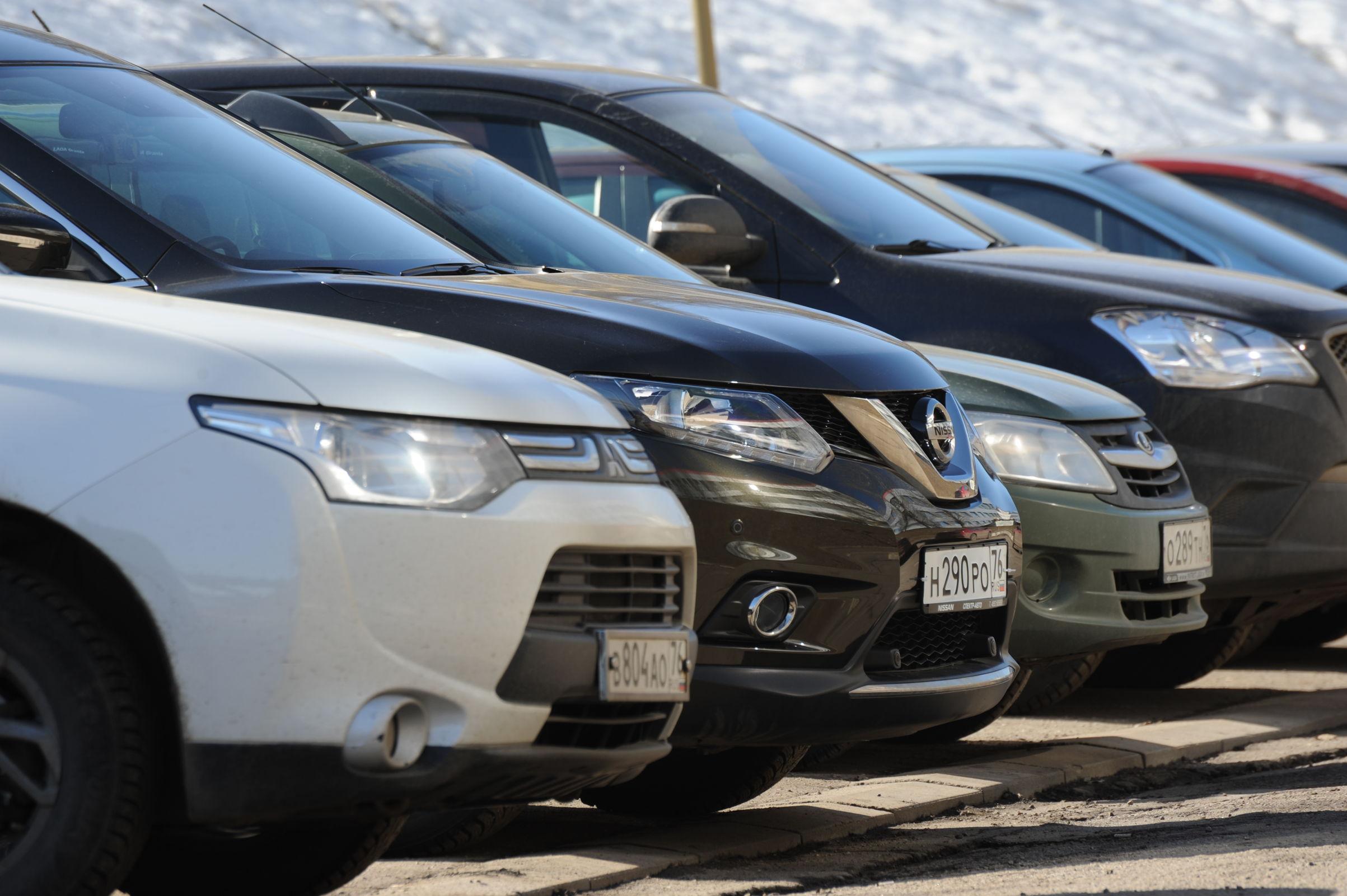 Названы самые угоняемые автомобили в Ярославской области