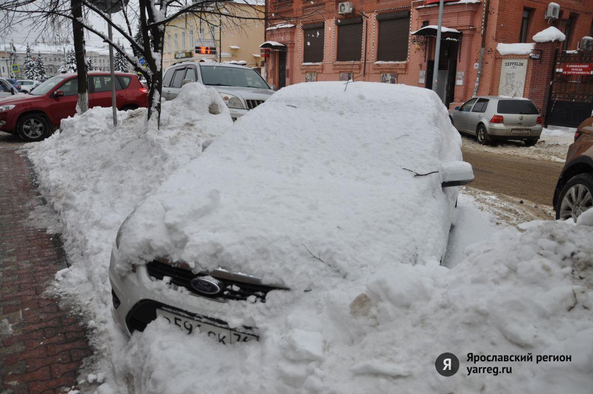 В Ярославле будет увеличено число дворников