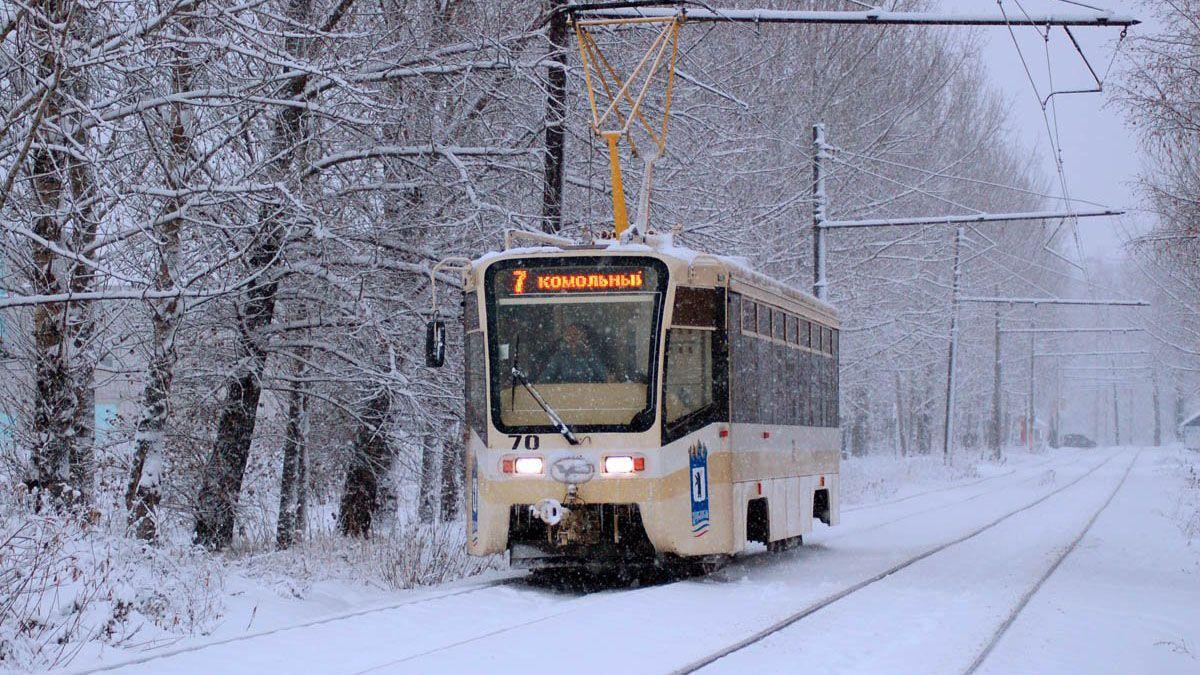Для Ярославля хотят закупить низкопольные трамваи