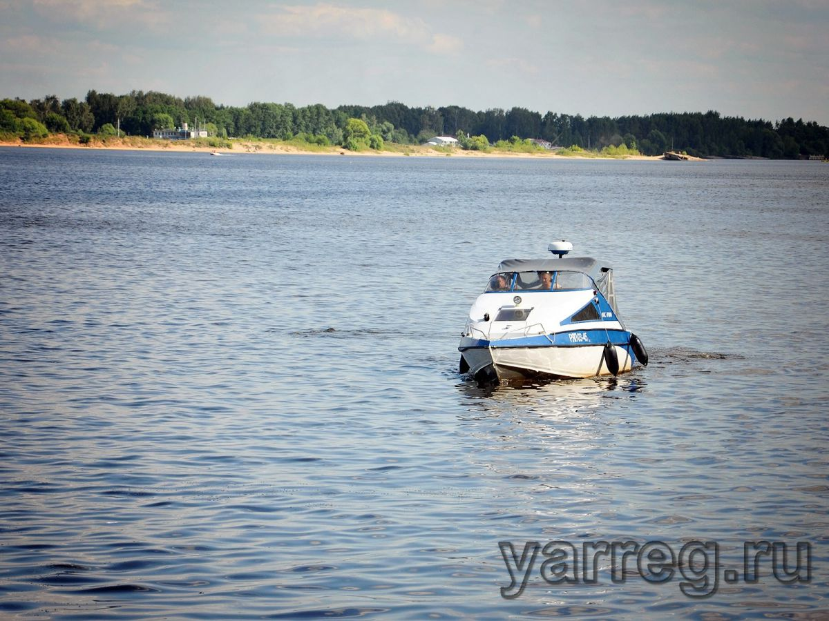 В Ярославской области открыли навигацию для маломерных несамоходных судов