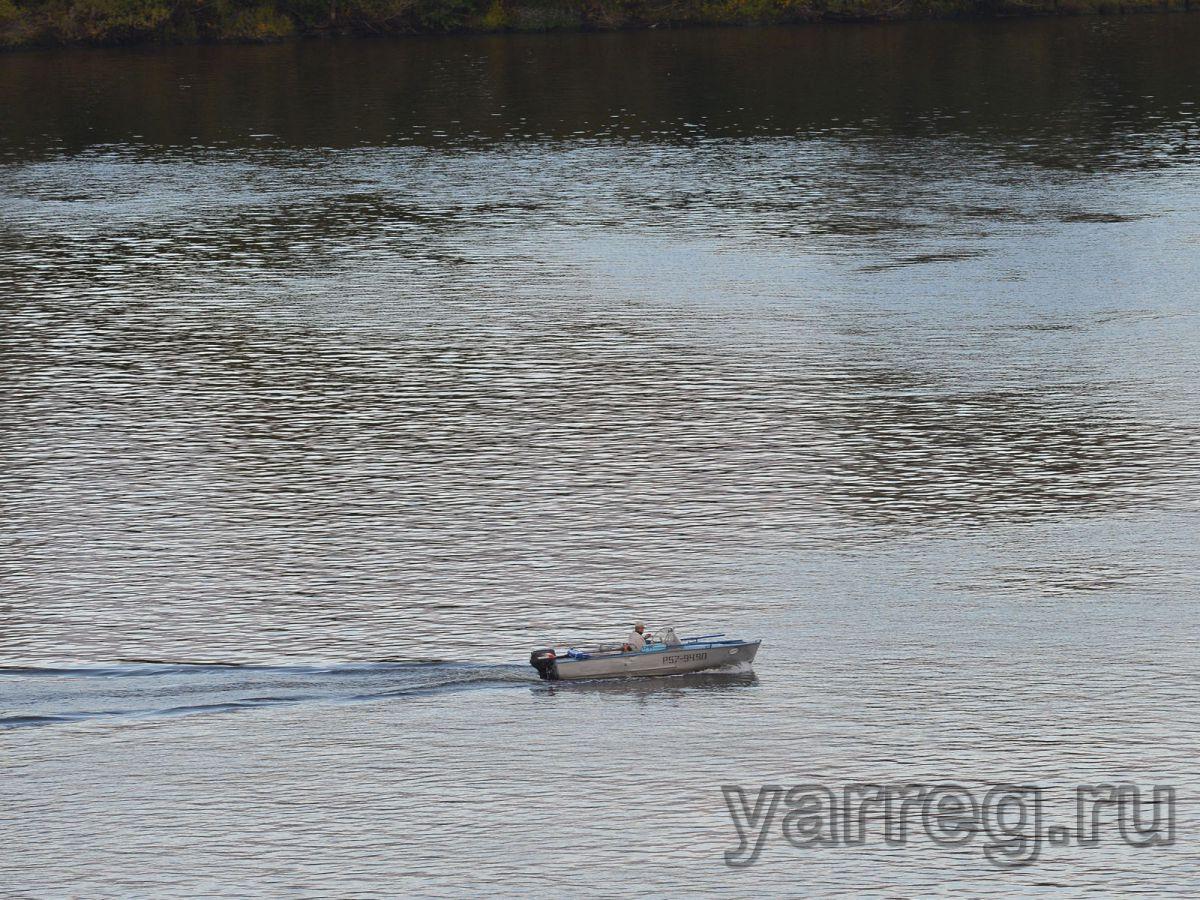 Навигация в Ярославской области стартует в апреле