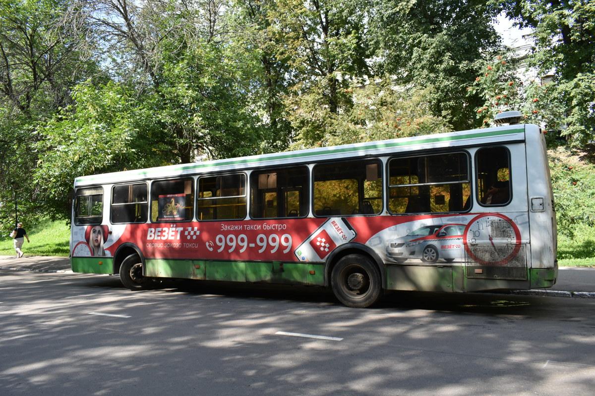 В Ярославле из-за ремонта Тутаевского шоссе изменятся маршруты нескольких автобусов