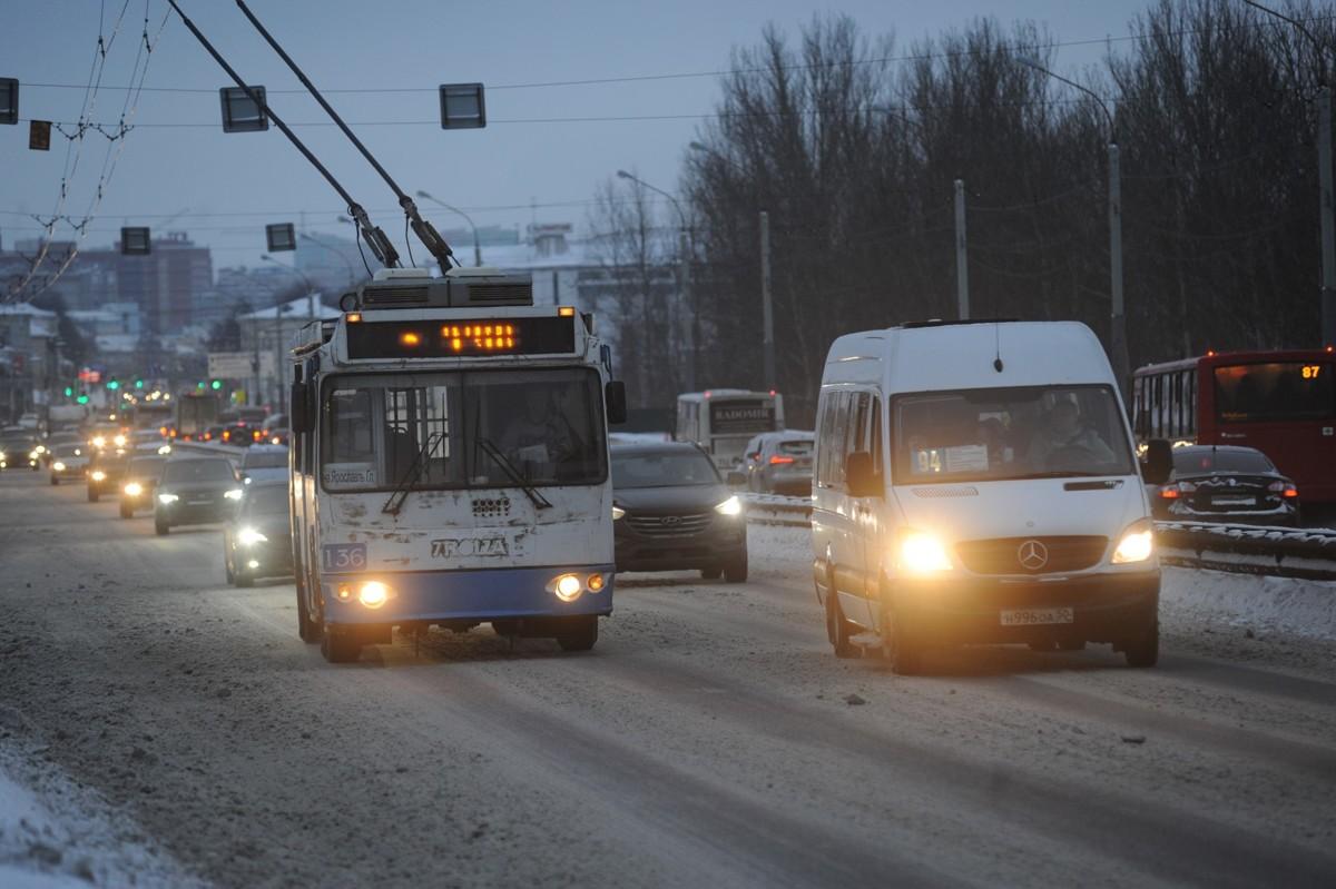 В Ярославле увеличивают стоимость проезда в некоторых маршрутках