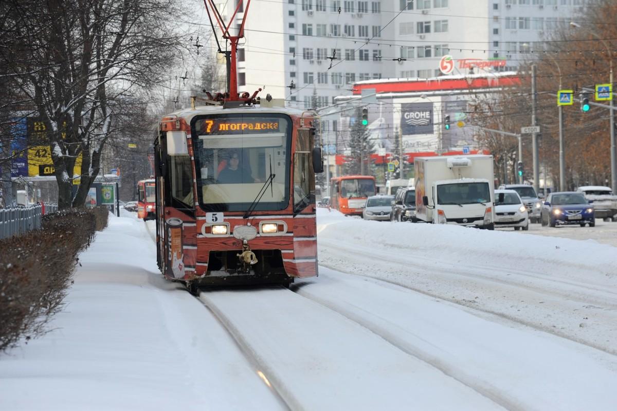 В Ярославле изменится расписание трех трамваев