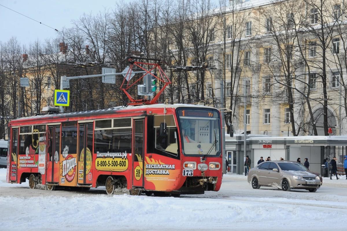 В Ярославле планируют изменить схему движения общественного транспорта