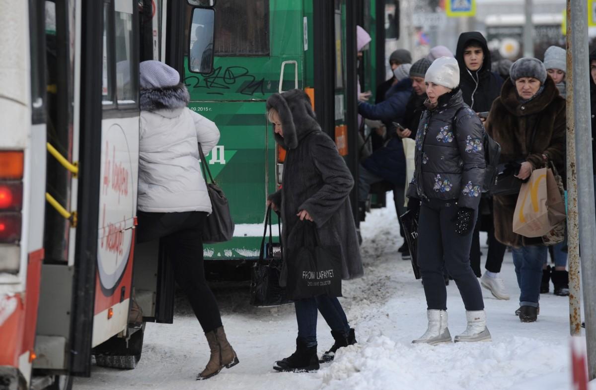 В Ярославле собираются увеличить штраф для «зайцев» десятикратно