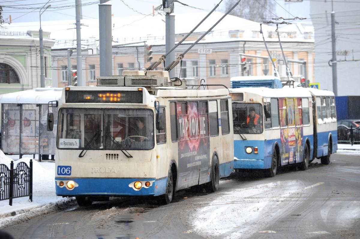 Опубликован график работы транспорта в новогоднюю ночь