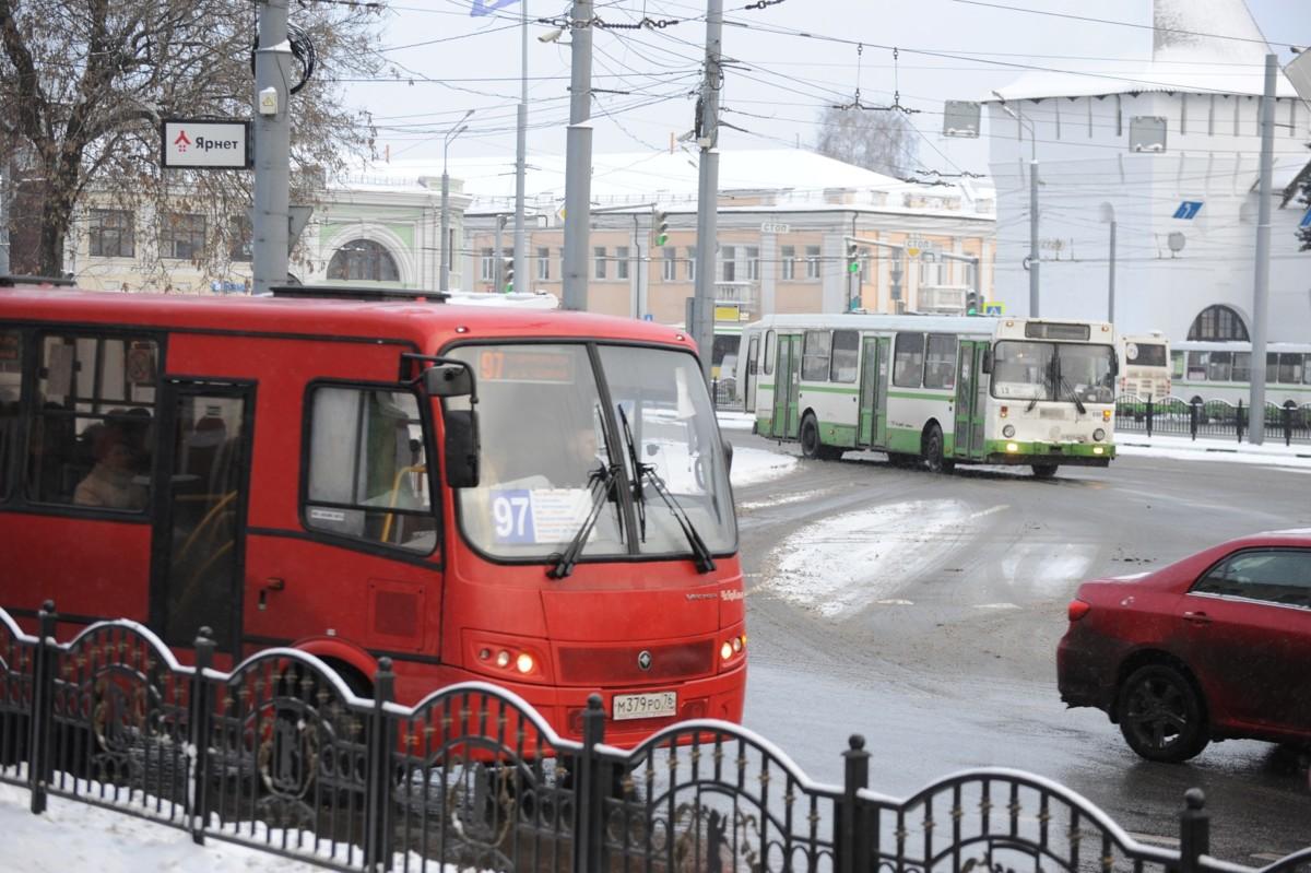 В Ярославле маршрутки скоро станут простыми автобусами