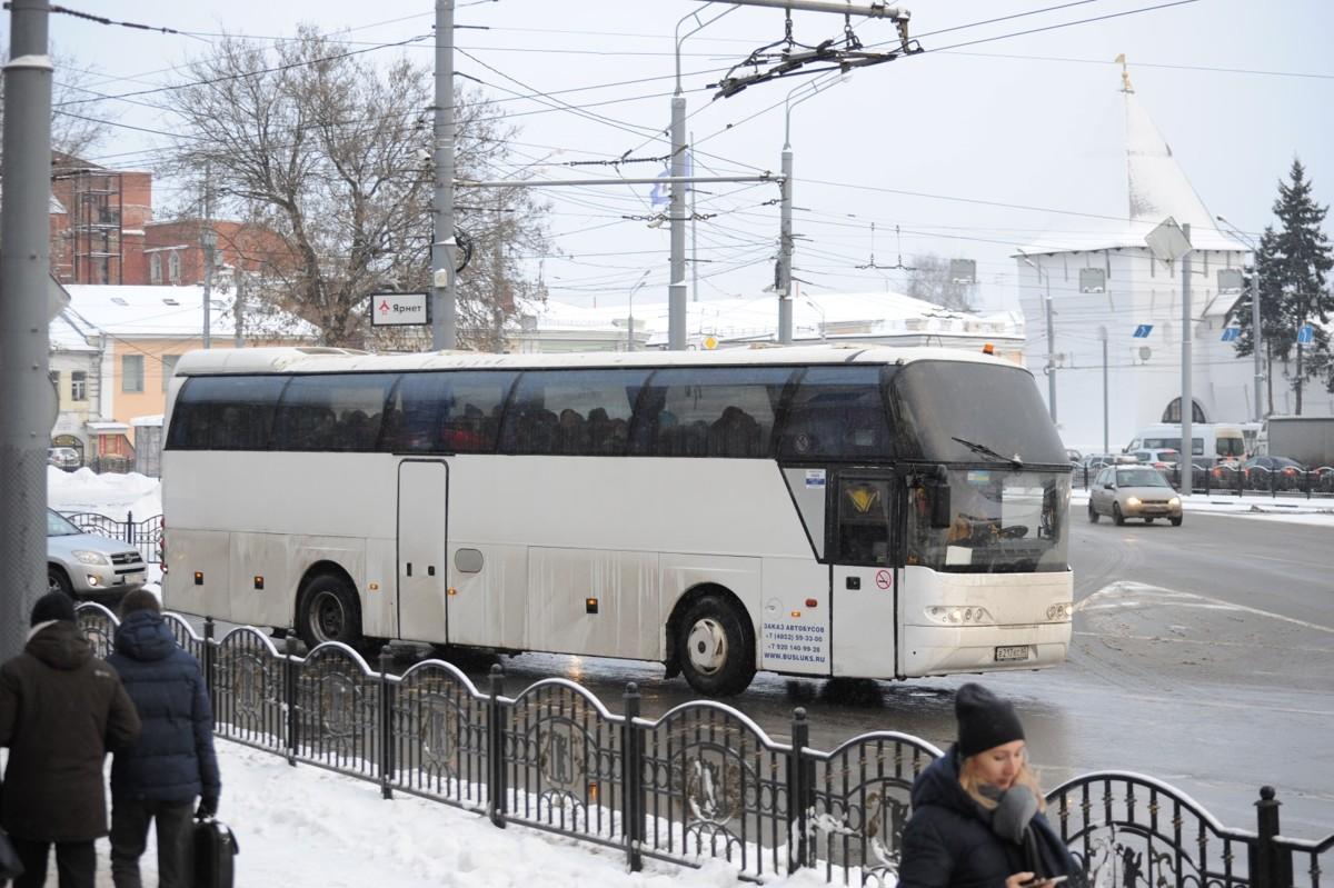 С 1 января в Ярославской области введут единый тариф на междугородных маршрутах