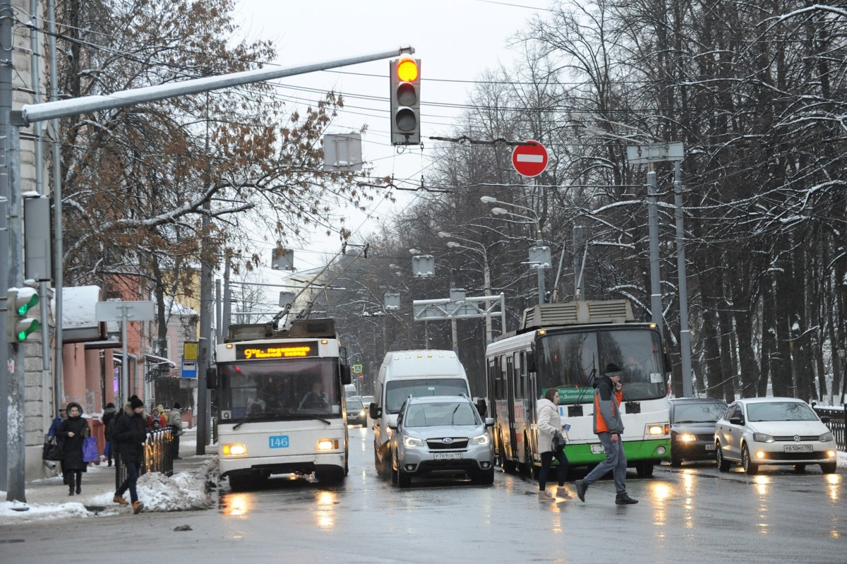 В Ярославле проведут мониторинг маршрутов на Резинотехнику
