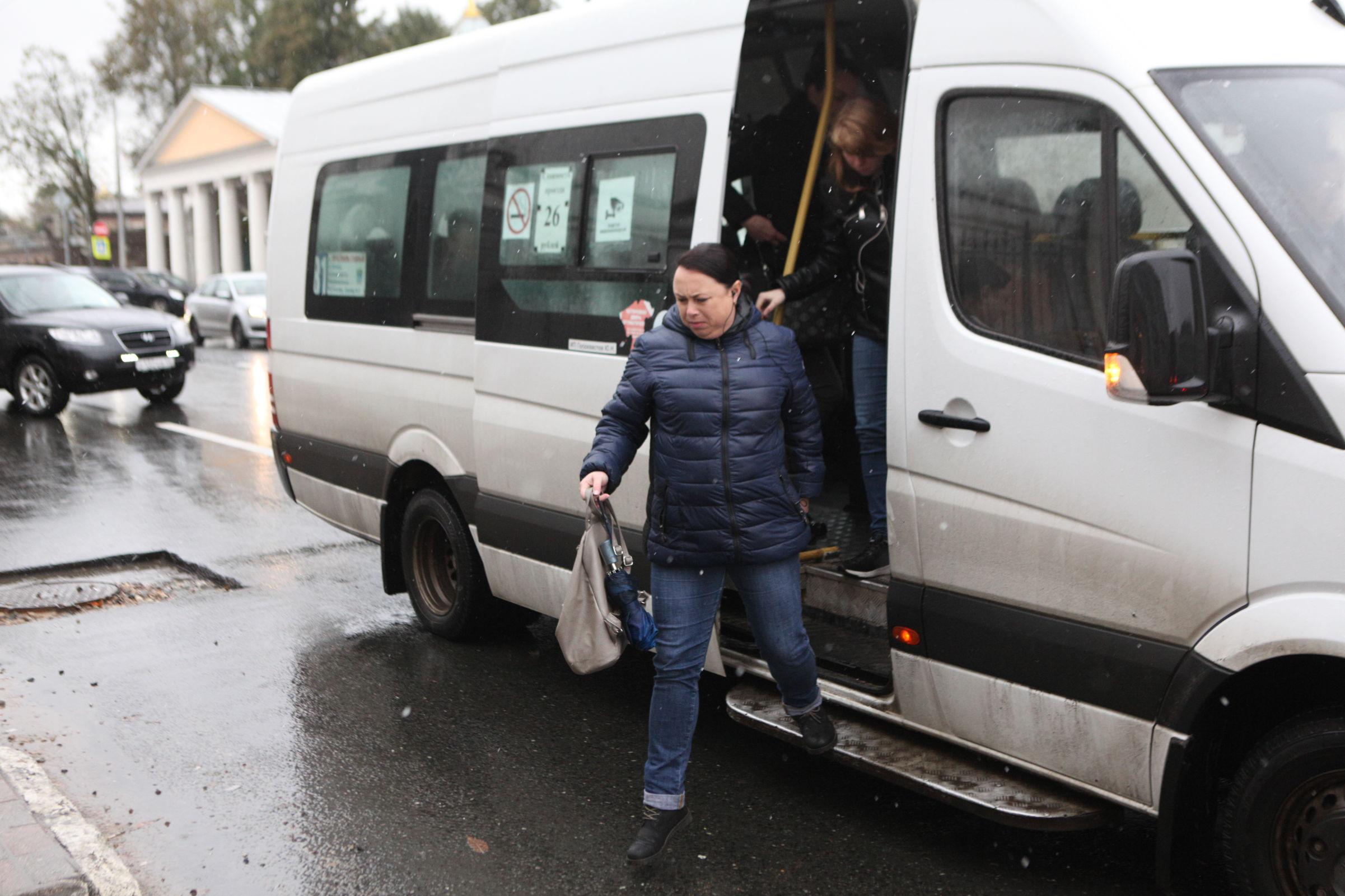 В Ярославле в октябре подорожает проезд в маршрутках
