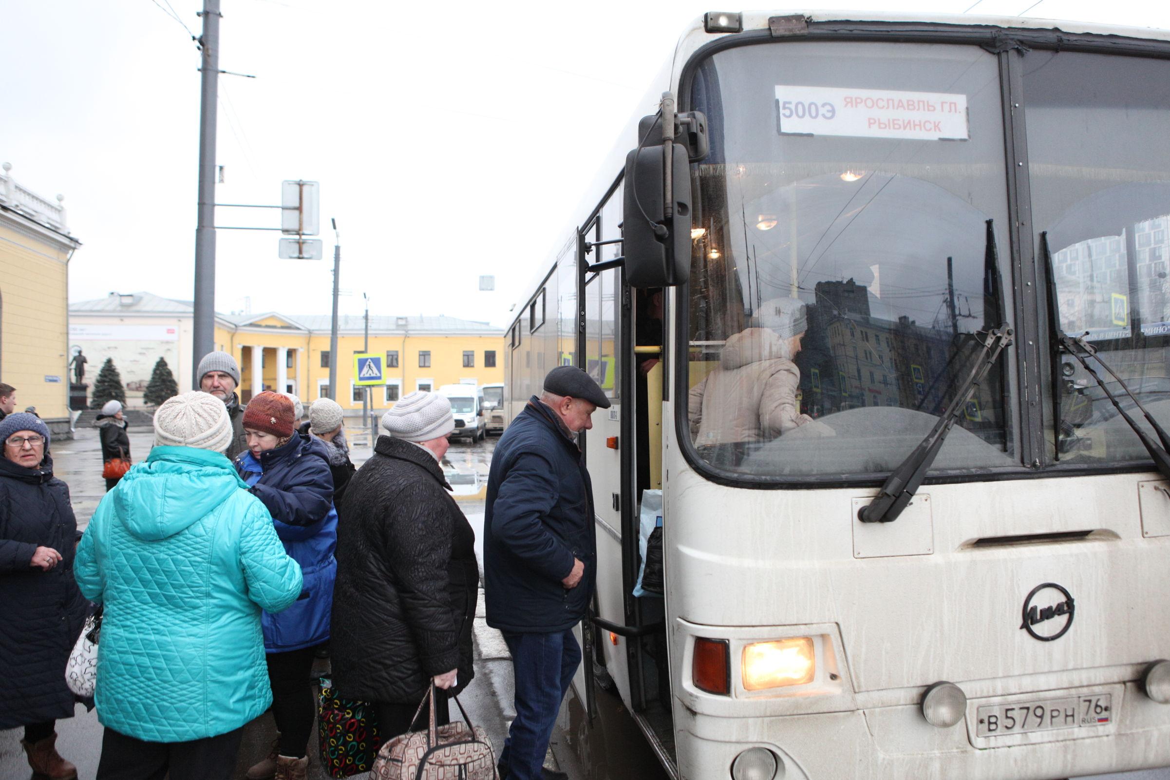 Автобусы в тестовом режиме. Как в Ярославской области совершенствуют новую схему пригородных перевозок