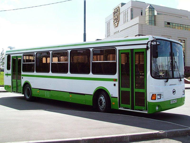 Автобус № 41б поменял маршрут