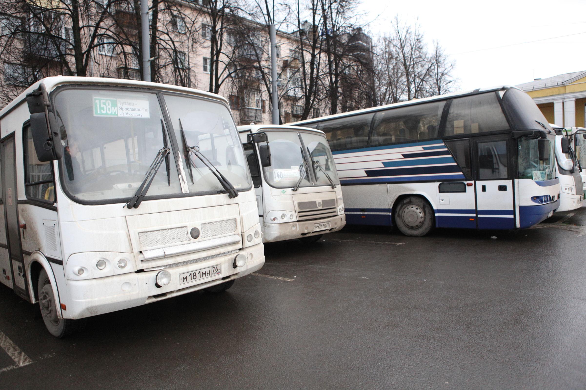 Межмуниципальные автобусы переходят на летнее расписание работы