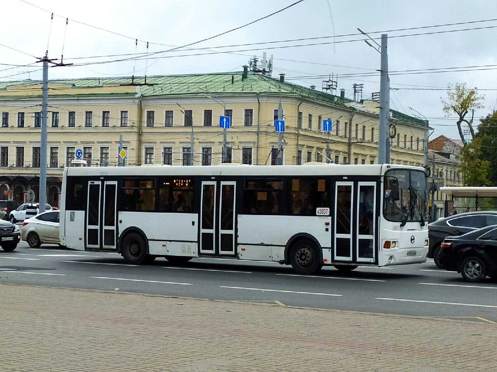 С начала года в Ярославле 76 человек пострадали в ДТП с автобусами