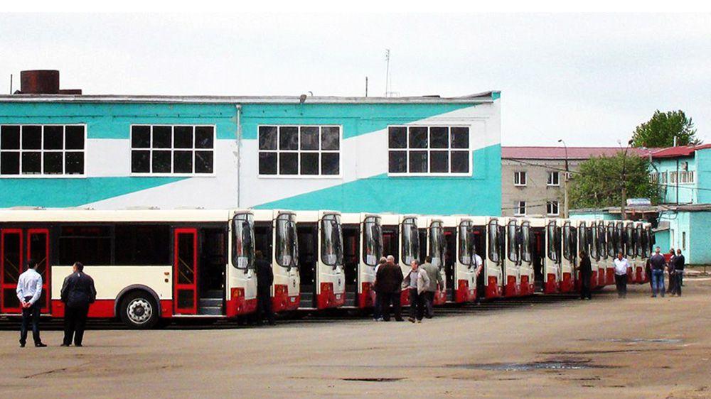 Для Ярославля закупят полсотни новых автобусов