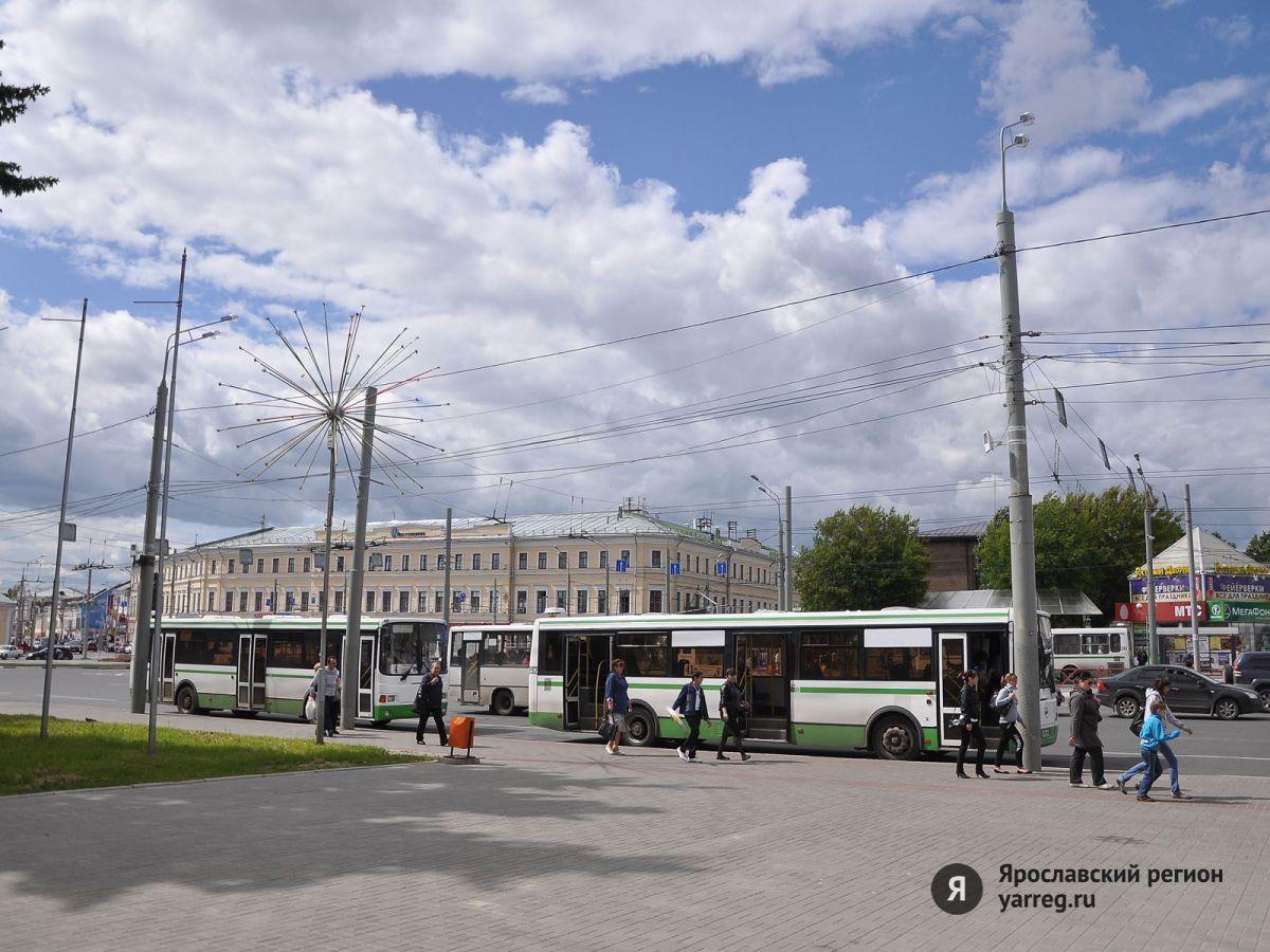 Ярославский автобус №4 будет заканчивать движение в 23 часа