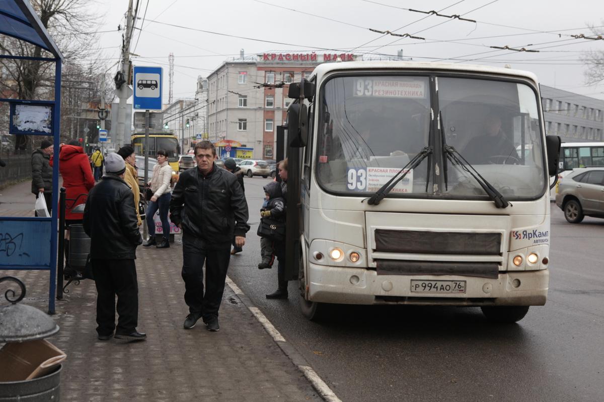 В мэрии рассказали, сколько остановок не хватает Ярославлю