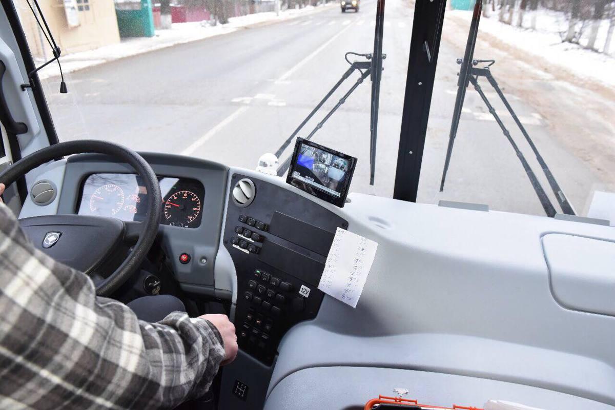 В Ярославской области в сотне автобусов можно оплатить проезд по безналу