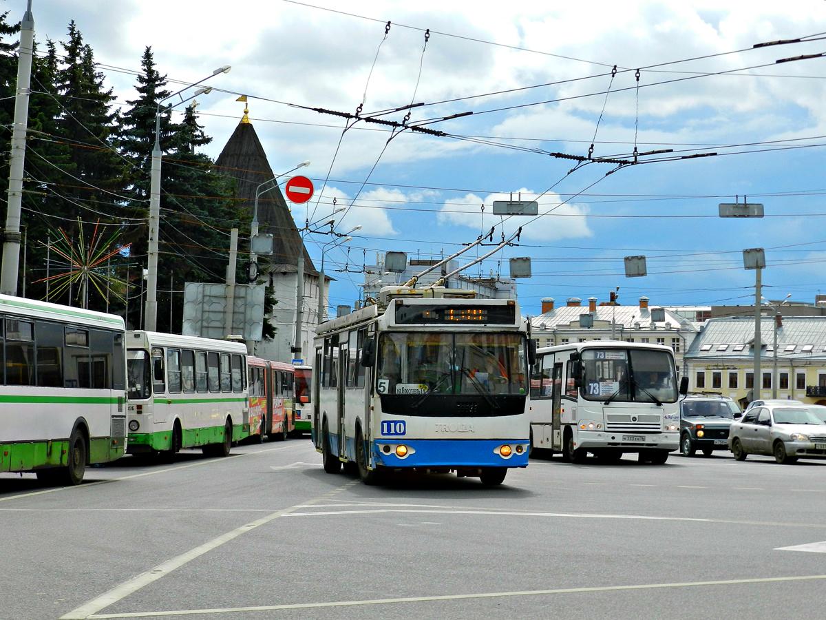 Глава дептранса: Ярославская область – одна из лидеров в России по обновлению автопарка