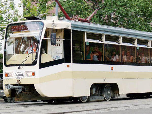 В выходные в Ярославле не будут ходить трамваи №1 и 7